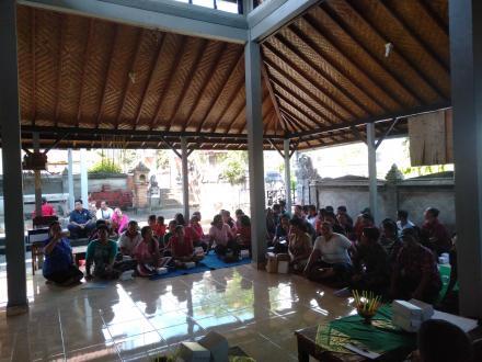 Pengisian Anggota BPD Desa Sambangan